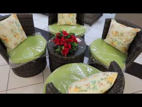 Patio Furniture Auction Preview