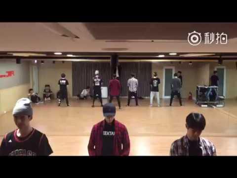 SF9 - K.O Dance Practice ( Predebut) 2015
