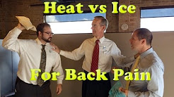 Chiropractor Amarillo – Best Chiropractor Amarillo TX – Do I use heat or ice for back pain