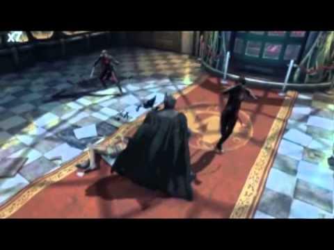 Arkham Origins the movie