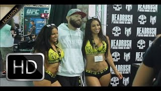 Fred Durst at Headrush UFC FAN EXPO 2013