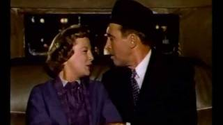 The Glenn Miller Story 1954 - Missing Scene #2 - Helen and Glenn on Taxi