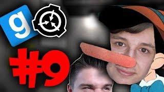 Garry's Mod SCP #9 Oszukałem Bladiego! (z: Bladii, Amongo, Haksan, Morvanek, Eybi, Kryxos)