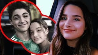 Annie LeBlanc &amp Asher Angel Confirm DATING for 12 minutes straight