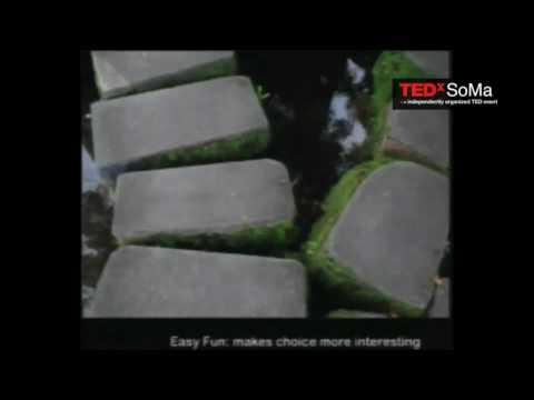 TEDxSoMa - Nicole Lazzaro - The Future of Work is Play