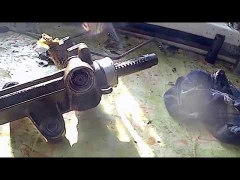 Ремонт рулевой Хонда Сивик №1
