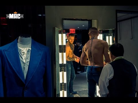 Conor McGregor shops and trains in New York City: The Mac Life series 2