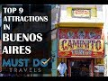 Top 9 Attractions in Buenos Aires - Must Do Travels