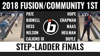 2018 Fusion Realtors/Community 1st Open   Step-Ladder Finals thumbnail