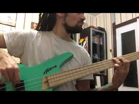 The Prodigy - Funky Shit | Bass Cover