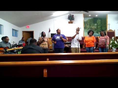 Paris Texas Solid Rock Baptist Church