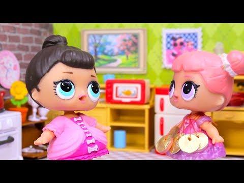 СПА салон куклы ЛОЛ и волшебство Литл Чармерсиз YouTube · Длительность: 17 мин52 с