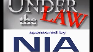 NIA/Under the Law - Promo #1