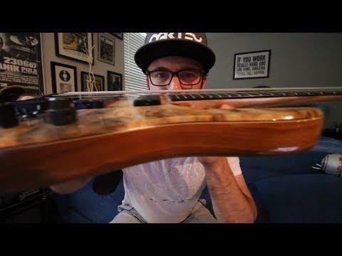 bass setup and string height vlog 189 june 6th 2017 youtube. Black Bedroom Furniture Sets. Home Design Ideas