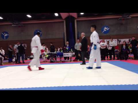Karate BC Provincial Tournament 2012