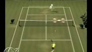 Smash Court Tennis Pro Tournament, PS/2 version