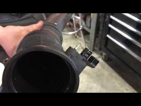 Ferrari F12 Berlinetta Oil Leaking into the Intake/Air Filter