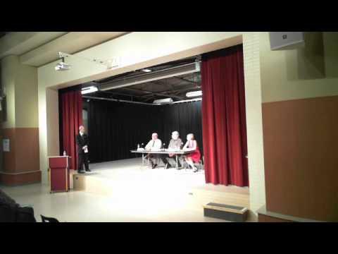 2012 Lapeer Community Schools Board of Education Candidate Forum