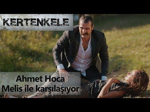 Ahmet hoca'nın, Melisle karşılaşması! - Kertenkele