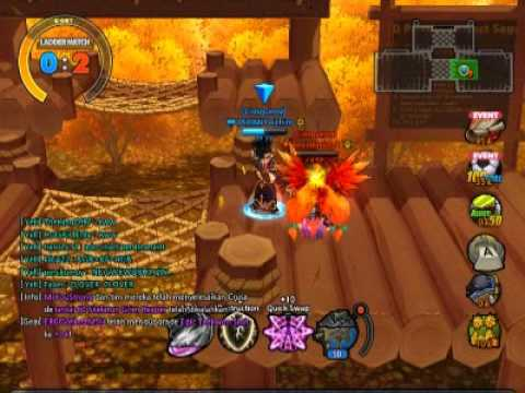Netcut nickname kevinkerenz1 leader lost saga - YouTube