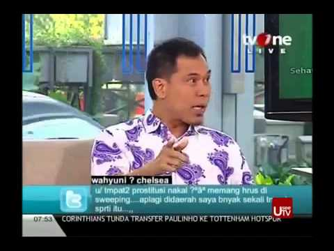 Wow Munarman Fpi Siram Air Ke Muka Thamrin Di Tvone Pagi Video