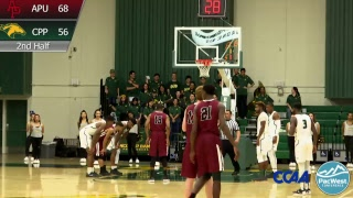 Azusa Pacific vs. Cal Poly Pomona - CCAA/PacWest Game 4
