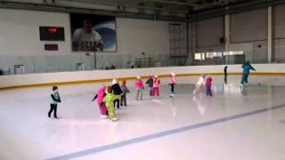 Тренировка по фиг.катанию. ФОК  Мещерский