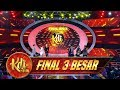 Download Lagu Sungguh Menawan Aksi Battle Dance Host Dan Master KDI VS GTI - Final 3 Besar KDI (25/9) Mp3 Free