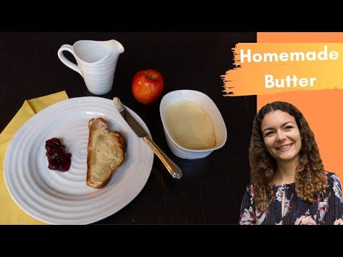 homemade-butter-and-buttermilk