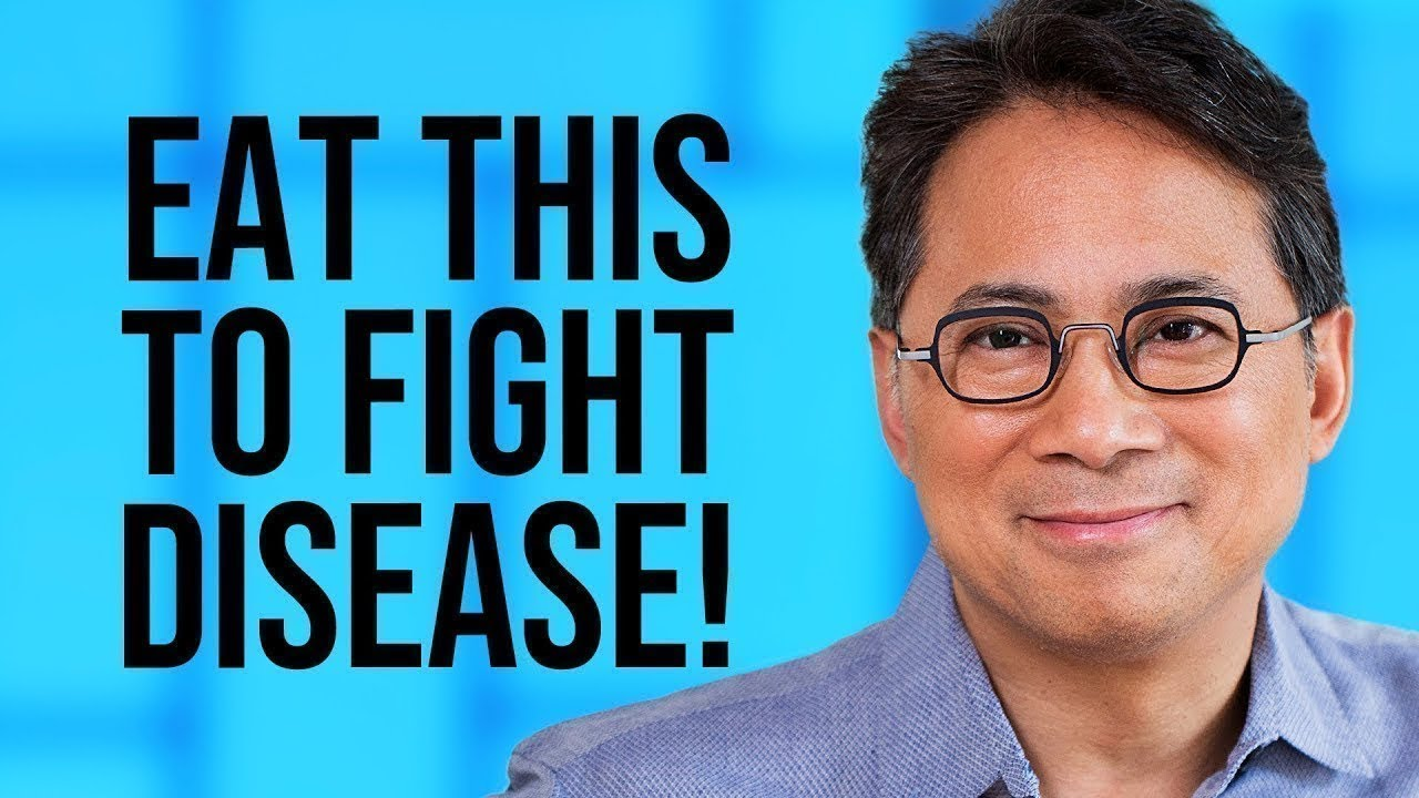 Can We Eat to STARVE Cancer? The NEW Science In the Defense Against Disease   Dr. William Li
