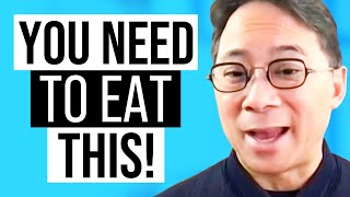 Can We Eat To STARVE Cancer The NEW Science  N The Defense Against Disease Dr. William Li