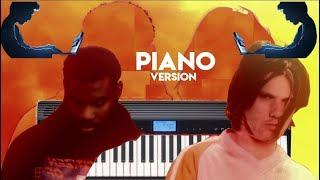 RÊVES BIZARRES - Orelsan feat. Damso (4 pianos)