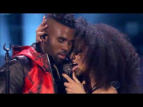 Jason Derulo Get Ugly/ Want to Want Me People's Choice 1-06-2016