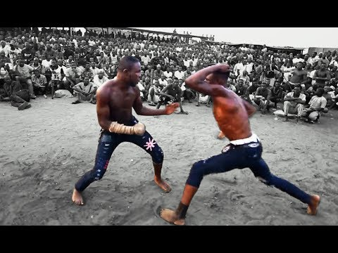 DAMBE WARRIORS 16 - Outright Knock Outs