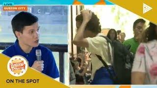 ON THE SPOT: Issue hinggil sa pagtatanggal ng asignaturang Filipino sa mga kolehiyo at unibersidad
