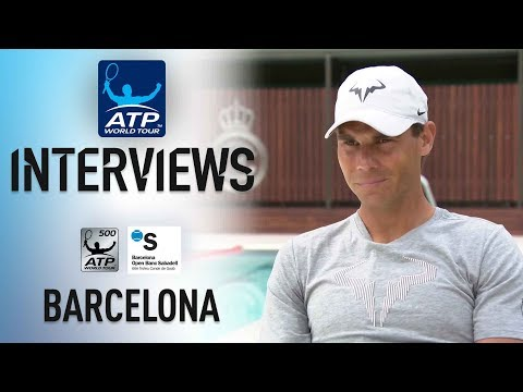 Nadal Remembers 'Unforgettable Moment' In Barcelona