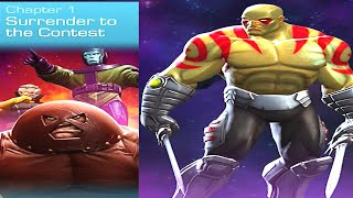 Marvel Contest of Champions (iOS) - Walkthrough Part 26 - Act 2: Chapter 1 (The Mad Titan)