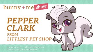 How to Draw Pepper Clark - Littlest Pet Shop Drawing Tutorial(Come draw Pepper Clark from Littlest Pet Shop! I was introduced to this cartoon a couple of years ago when I did some concept artwork for their mobile game, ..., 2016-02-14T18:27:24.000Z)