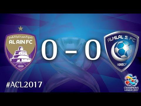 Al Ain 0-0 Al Hilal