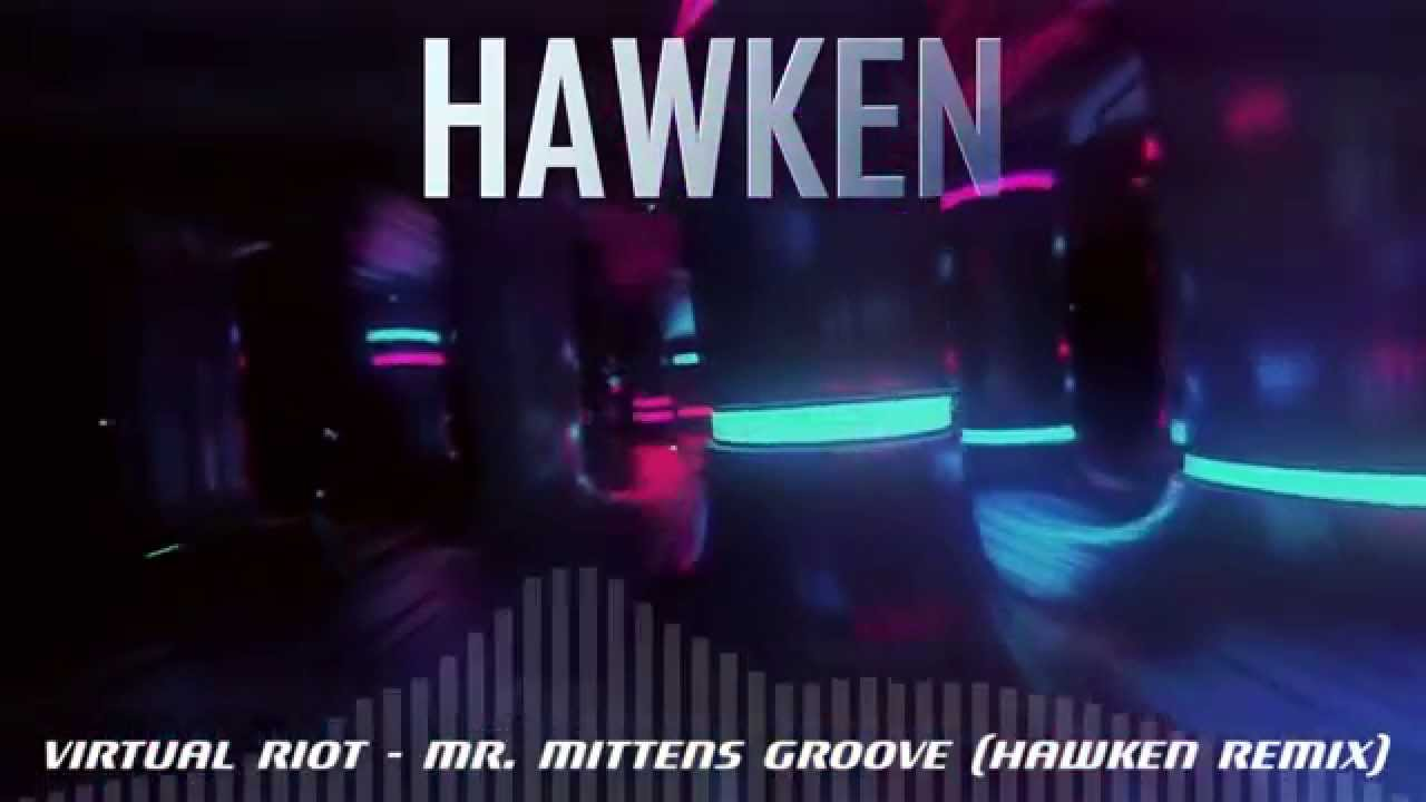 [Blender Music Visualizer Test] Virtual Riot - Mr. Mittens Groove (Hawken Edit) - YouTube