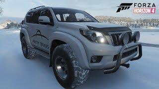 Forza Horizon 4 - 2016 Toyota Land Crusier Arctic Trucks AT37 [Winter]