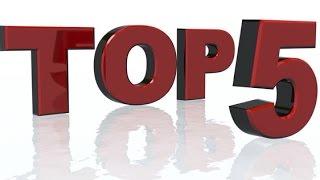 ТОП-5 лучших драк на андроид за 2014 год/ TOP-5 BEST Android Games 2014