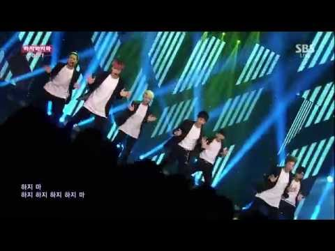 "GOT7 ""하지하지마(Stop stop it)"" Stage @ SBS Inkigayo 2014.12.07"