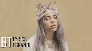 Billie Eilish - you should see me in a crown (Lyrics + Español) Video Official Video