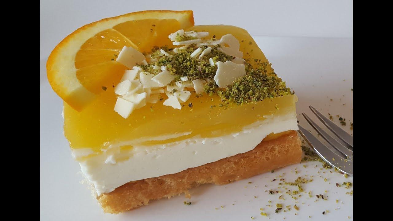 Şeftalili Pasta Tarifi