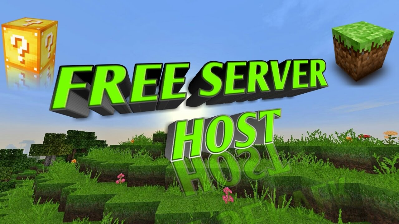 MCPE FREE SERVER HOST ANDROIDIOS GERMAN YouTube - Minecraft pe server erstellen ios deutsch