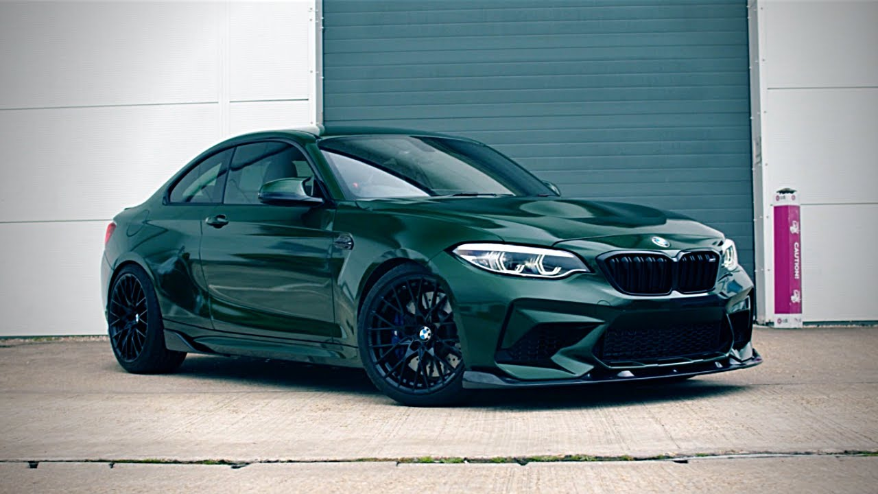 Transforming My Bmw M2 Competition Youtube