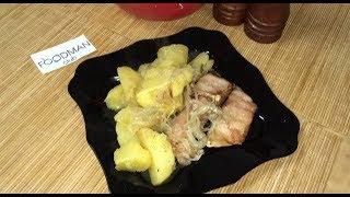 Жаркое из рыбы: рецепт от Foodman.club