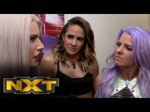 Toni Storm explains her shocking attack on Ember Moon: WWE NXT, Nov. 25, 2020
