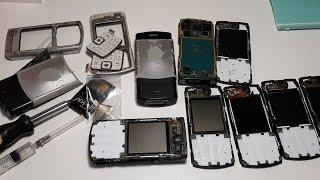 Как самому собрать мобильный телефон. Restoration old phone. Оживляем труп Nokia N70. part 2